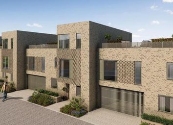Thumbnail 4 bed town house for sale in The Barrington At Great Kneighton, Long Road, Trumpington, Cambridge