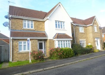 Thumbnail 4 bedroom detached house for sale in French's Gate, Dunstable