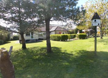 Thumbnail 5 bedroom detached bungalow for sale in Canonstown, Hayle, Cornwall