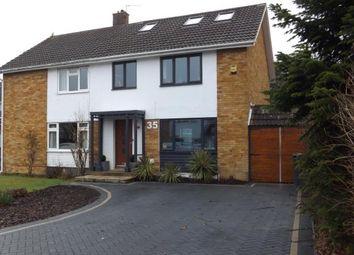Thumbnail Semi-detached house for sale in Bramble Close, Hildenborough, Tonbridge