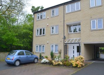 Thumbnail 2 bed flat for sale in Bryndlee Court, Holmfirth