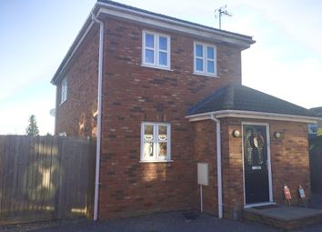 Thumbnail 2 bed detached house for sale in Wisbech Road, March