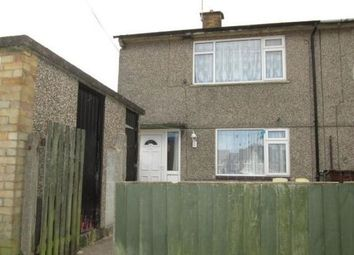 Thumbnail 2 bed terraced house for sale in 12 Dupont Close, Glenfield, Leicester, Leicestershire