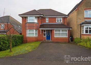 5 bed detached house to rent in Badgers Croft, Newcastle - Under - Lyme, Staffordshire ST5