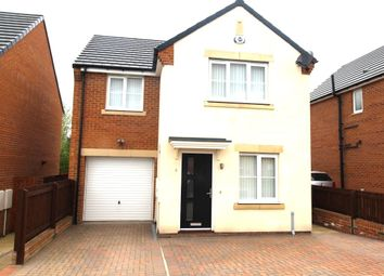 Thumbnail 3 bed detached house for sale in Paddock Close, Chilton, Ferryhill