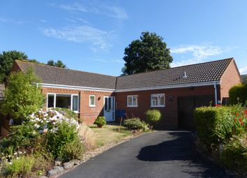 Thumbnail 3 bed detached bungalow for sale in Heron Close, Minehead