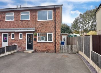 Thumbnail 3 bed semi-detached house for sale in Coronation Avenue, Tamworth