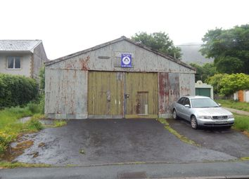 Thumbnail Parking/garage for sale in Garage, Bennett Street, Blaina
