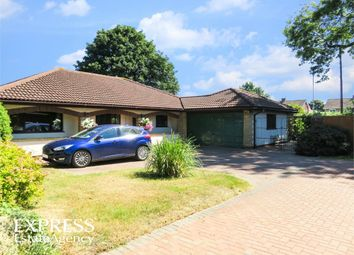 Thumbnail 4 bed detached bungalow for sale in Redcote Drive, Lincoln