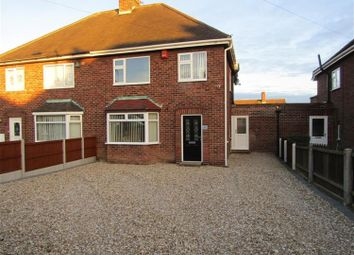 Thumbnail 3 bed semi-detached house for sale in Cherry Tree Road, Gainsborough