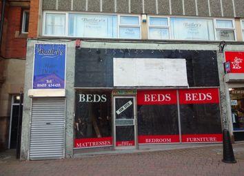 Thumbnail Retail premises to let in The Borough, Hinckley