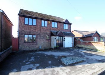 Thumbnail 5 bed detached house for sale in Muncaster Drive, Rainford, Merseyside
