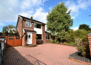 Thumbnail 3 bed detached house for sale in Cemetery Road North, Swinton, Manchester