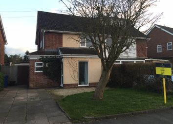Thumbnail 3 bed semi-detached house to rent in Micklehome Drive, Alrewas