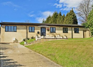 Thumbnail 3 bed bungalow for sale in Crowborough Hill, Crowborough, East Sussex