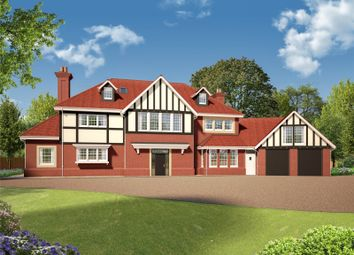 Thumbnail 6 bed detached house for sale in Camberley, Surrey