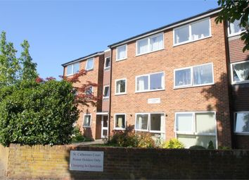 Thumbnail 2 bed flat for sale in St Catherines Court, Rosefield Road, Staines-Upon-Thames, Surrey