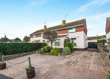 Thumbnail 3 bed semi-detached house for sale in Budleigh Salterton, Devon