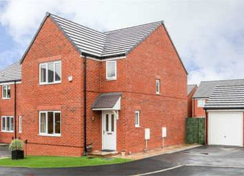 Thumbnail 3 bedroom detached house for sale in Harrier Close, Lostock, Bolton
