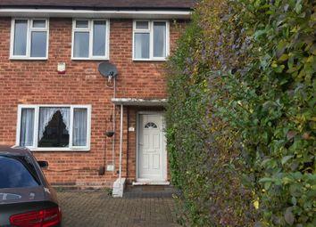 Thumbnail 3 bed terraced house to rent in Blakenhale Road, Kitts Green, Birmingham