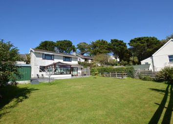 Thumbnail 4 bedroom detached house for sale in Chyverton Close, Newquay, Cornwall