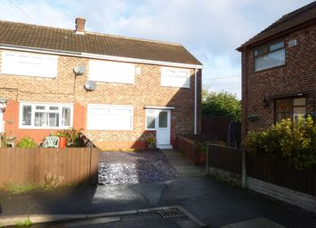 Thumbnail 2 bed end terrace house to rent in Byron Close, Prenton