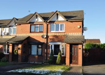 Thumbnail 2 bed mews house for sale in Eaton Close, Dukinfield