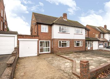 Thumbnail 3 bed semi-detached house for sale in Chelsfield Lane, Orpington, Kent