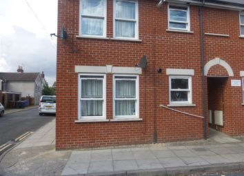 Thumbnail 1 bed flat to rent in Elliott Street, Ipswich