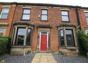 Thumbnail 4 bed terraced house to rent in Garstang Road, Fulwood, Preston