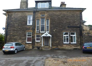 Thumbnail 3 bed flat to rent in Manor Heath Road, Halifax