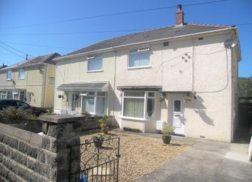 Thumbnail 3 bed semi-detached house for sale in Pen Y Bont Terrace, Crynant, Neath