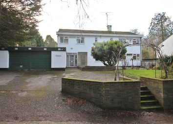 Thumbnail 4 bed detached house for sale in Carbinswood Lane, Woolhampton, Reading