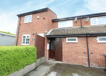 Thumbnail 1 bed town house for sale in Firvale Road, Walton, Chesterfield