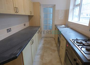 Thumbnail 4 bed terraced house to rent in Warwick Street, Leicester