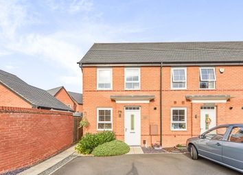 Thumbnail 2 bed end terrace house for sale in Chartley Road, Stenson Fields, Derby