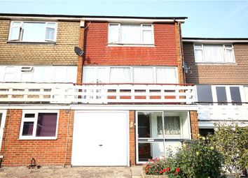 Thumbnail 3 bed terraced house for sale in Pittville Gardens, South Norwood, London