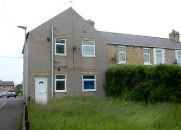 Thumbnail 2 bed flat for sale in 84 & 84A Dalton Avenue, Lynemouth, Ashington, Northumberland