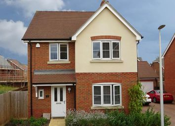 Thumbnail 4 bed detached house for sale in Columba Gardens, Wokingham