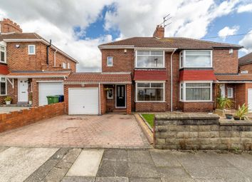 2 bed semi-detached house for sale in Eaglescliffe Drive, High Heaton, Newcastle Upon Tyne NE7