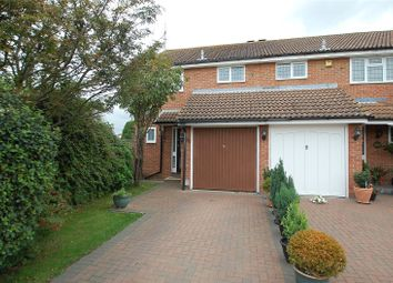 Thumbnail 3 bed end terrace house for sale in Aldwych Close, Hornchurch