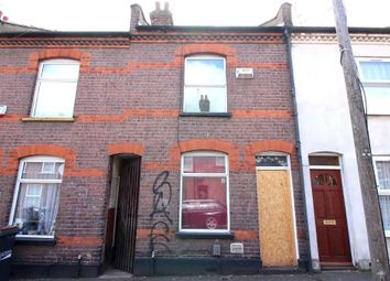 Thumbnail 2 bed terraced house for sale in Strathmore Avenue, Luton, Bedfordshire