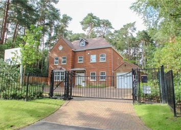 Thumbnail 5 bed detached house for sale in Tekels Park, Camberley, Surrey