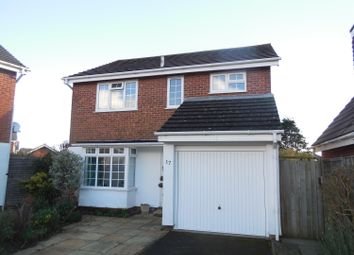 Thumbnail 4 bed detached house to rent in The Martells, Barton On Sea