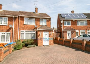 Thumbnail 3 bedroom end terrace house for sale in Hawkshill Road, Slough