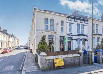 Thumbnail 4 bedroom terraced house for sale in Alexandra Road, Mutley, Plymouth