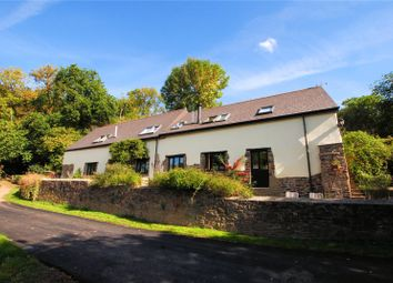 Thumbnail 4 bedroom detached house for sale in Yeo Lane, North Tawton