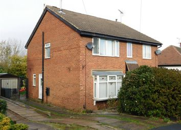 Thumbnail 3 bedroom semi-detached house for sale in Daffil Grove, Churwell, Morley, Leeds