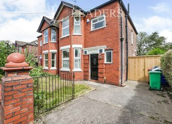 3 bed semi-detached house to rent in Wellington Road, Fallowfield, Manchester M14