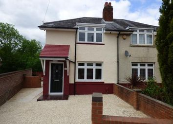 Thumbnail 3 bed semi-detached house for sale in Aldermoor, Southampton, Hampshire